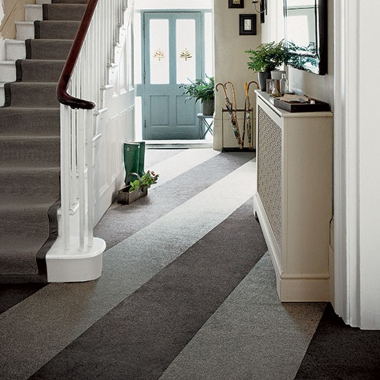Hallway Flooring Ideas Housetohomecouk