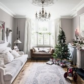 Traditional Christmas living room ideas - 10 of the best