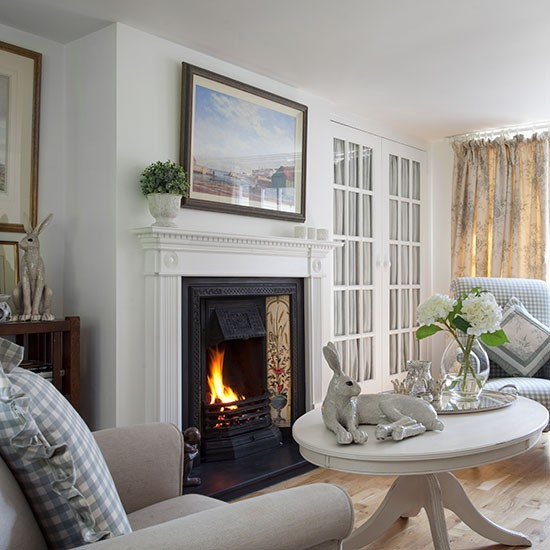Sitting room | County Antrim cottage | House tour | PHOTO GALLERY | 25 Beautiful Homes | Housetohome.co.uk