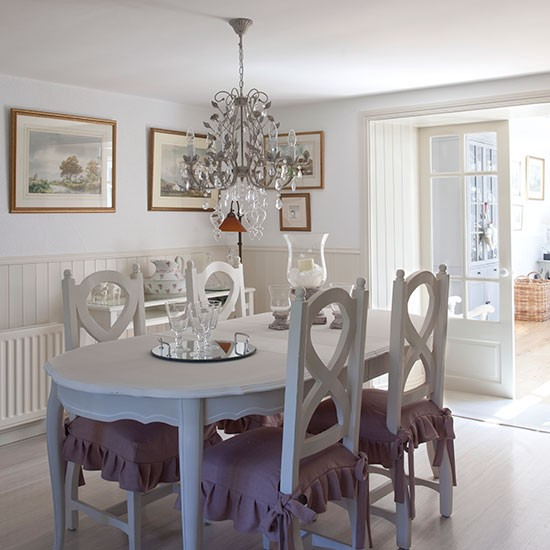 Dining room | County Antrim cottage | House tour | PHOTO GALLERY | 25 Beautiful Homes | Housetohome.co.uk