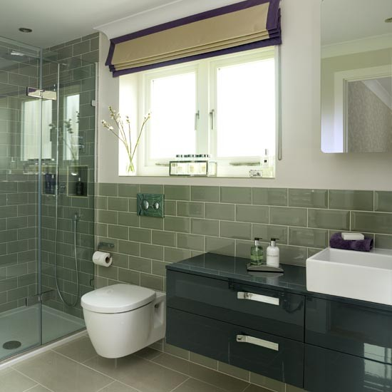 Modern Bathroom Makeover