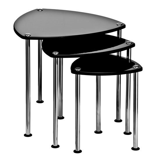 Triangular Nest Of Tables From Argos Nests