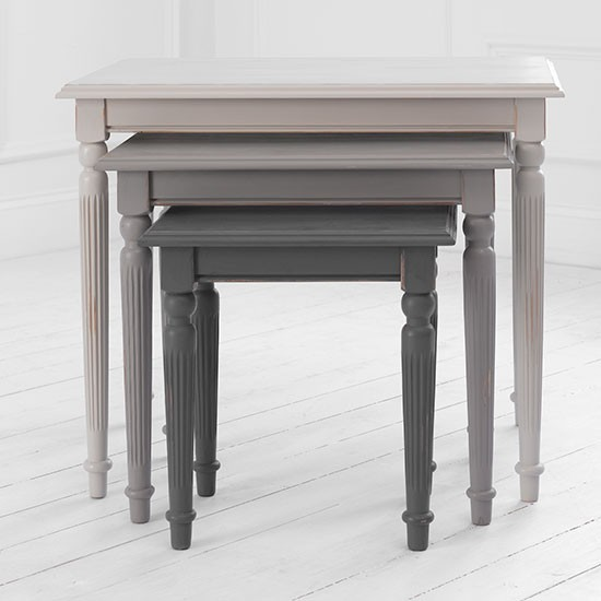 Benedict Nest Of Tables From Voyage Maison Nests