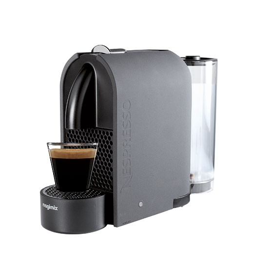 nespresso u coffee machine from magimix coffee machines. Black Bedroom Furniture Sets. Home Design Ideas