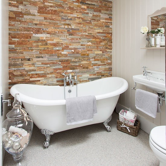 Country style bathroom | House tour | PHOTO GALLERY | Ideal Home | Housetohome.co.uk