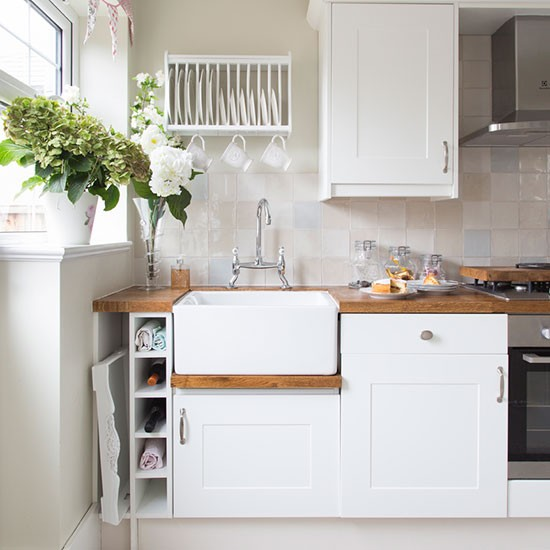 Shaker kitchen | House tour | PHOTO GALLERY | Ideal Home | Housetohome.co.uk