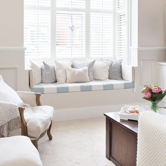 Serene living room | House tour | PHOTO GALLERY | Ideal Home | Housetohome.co.uk