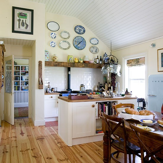 Kitchen-diner | Take a tour around a rural home in County Down | | House tour | PHOTO GALLERY | 25 Beautiful Homes | Housetohome.co.uk