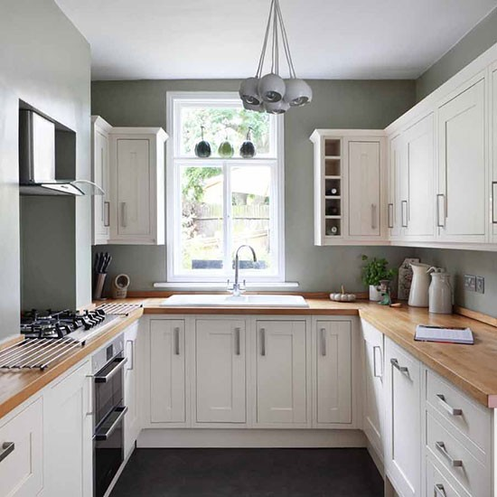 kitchen london terraced house house tour housetohome