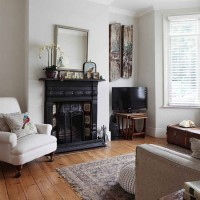 Step inside an updated terraced house in London
