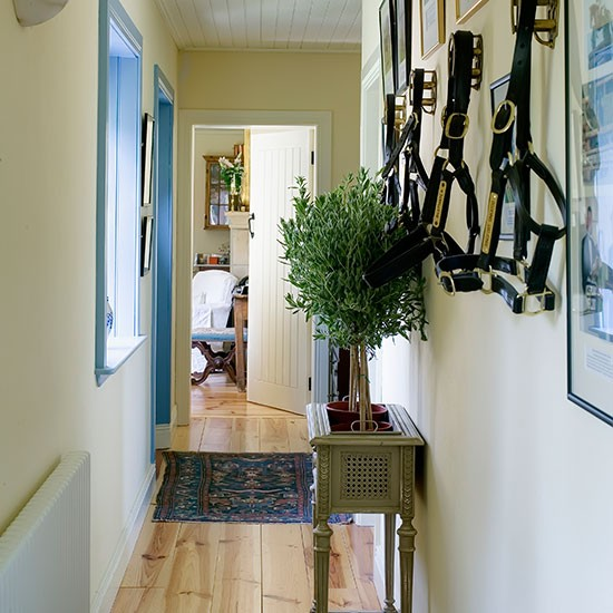 Hallway | Take a tour around a rural home in County Down | | House tour | PHOTO GALLERY | 25 Beautiful Homes | Housetohome.co.uk