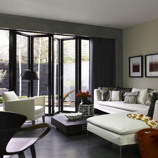 Living Area Decorating Ideas: Open-plan Living Room Design