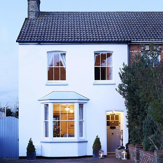 Housetohome Co Uk: Cosy Hertfordshire Cottage