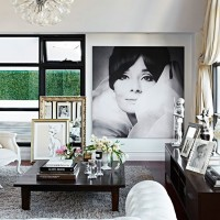 Step inside this glamorous Melbourne home inspired by Hollywood icons