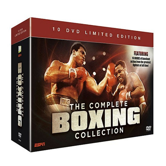 Boxing DVD Collection from Debenhams | Valentine's Day gifts for him ...