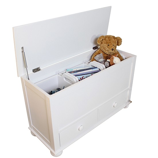Children 39 S Toy Storage Box From Hampshire Furniture