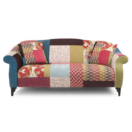 Shout Maxi Sofa From Dfs Bright Cheerful And Patterned Furniture