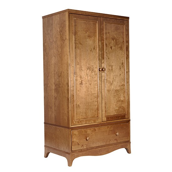 broughton honey wardrobe from laura ashley country. Black Bedroom Furniture Sets. Home Design Ideas