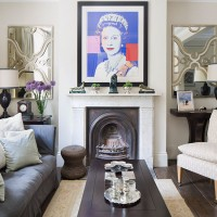 Take a tour around a London home with South African influences