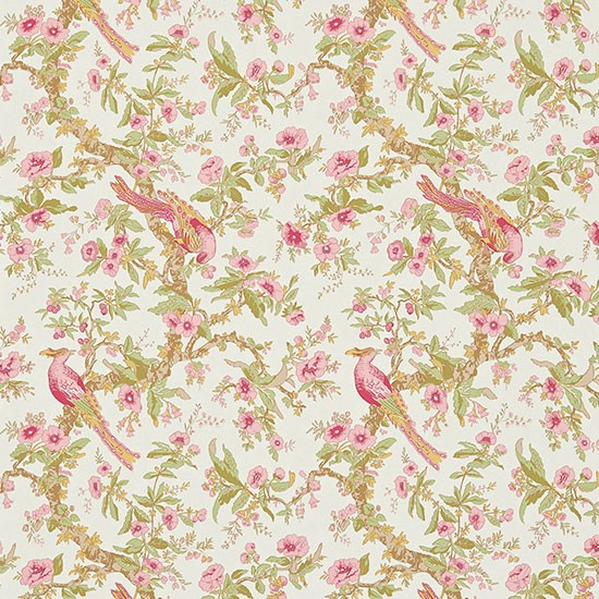 chintz wallpaper from zoffany country wallpapers