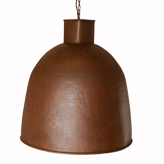 Bomb Pendant Light By Idyll Home At Not On The High Street