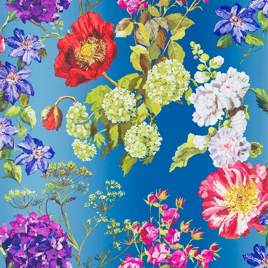Alexandria Wallpaper From Designers Guild Floral Wallpapers Shopping