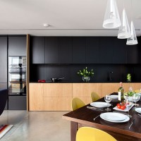 Be inspired by this sleek and innovative kitchen design