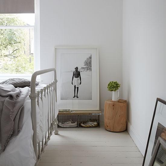 Second bedroom victorian terrace flat in london house for Bedroom ideas victorian terrace