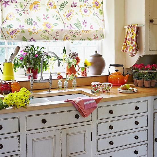 Country Kitchen Sunshine Blind