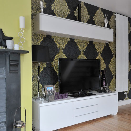 Living Room TV Unit With Storage Living Room Storage Ideas