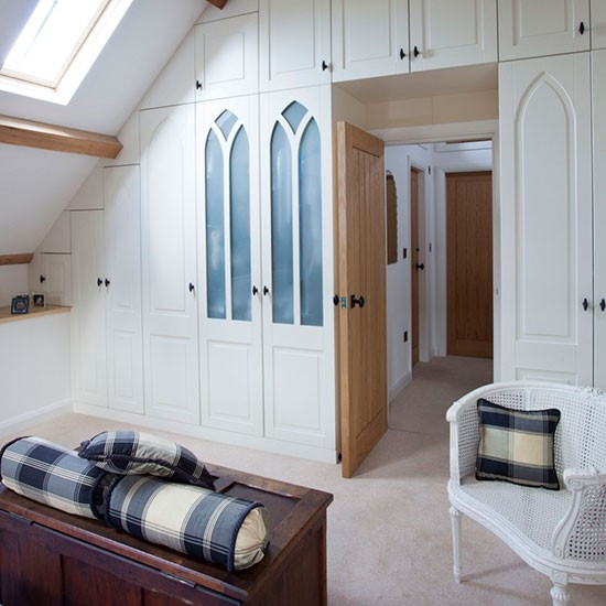 Loft Room With Fitted Wardrobes