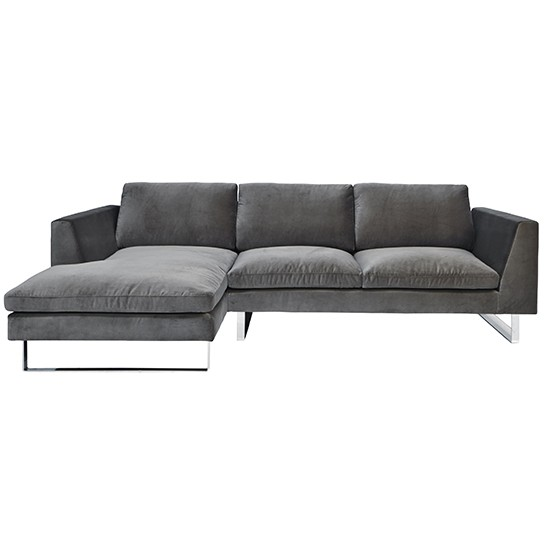 New york chaise sofa from graham green corner sofas for Chaise corner sofas uk
