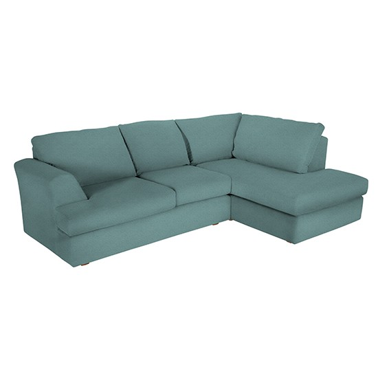 Stockwell chaise sofa from homebase corner sofas for Chaise corner sofas uk
