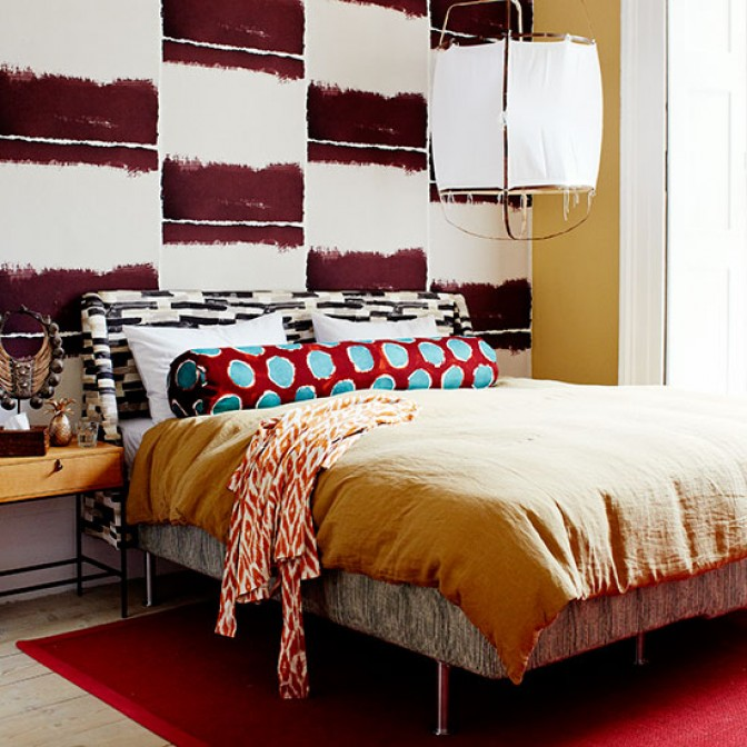 housetohome - Color Combinations Bedroom