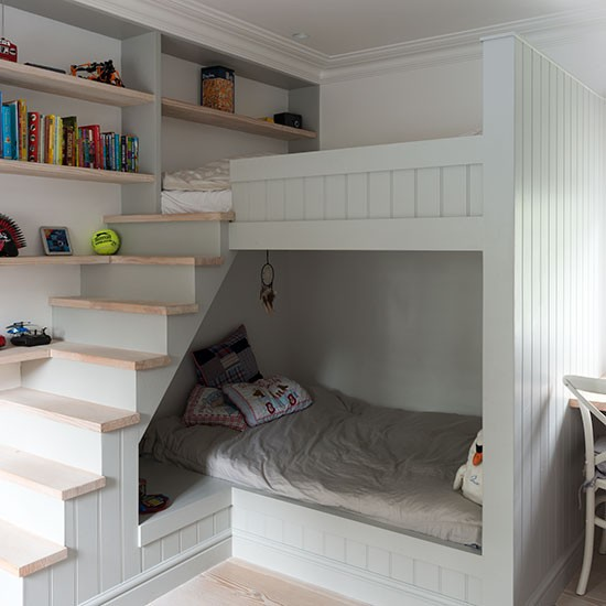 Bunk Beds Children's Room 550 x 550