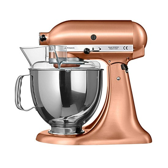 Rose Gold Food Mixer From Selfridges Micro