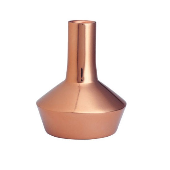 rose gold candle holder from h m rose gold micro trend 2014 trends. Black Bedroom Furniture Sets. Home Design Ideas
