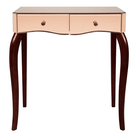 Rose Gold Dressing Table From Laura Ashley Rose Gold