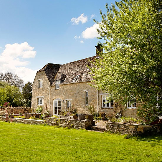 Exterior | Oxfordshire country house | House tour | PHOTO GALLERY | Country Homes and Interiors | Housetohome.co.uk