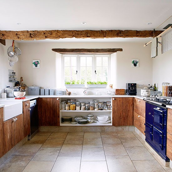 Kitchen | Oxfordshire country house | House tour | PHOTO GALLERY | Country Homes and Interiors | Housetohome.co.uk