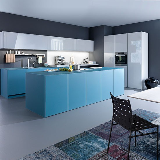 Kitchen Designs And Ideas Uk: Colourful Kitchen Design Ideas