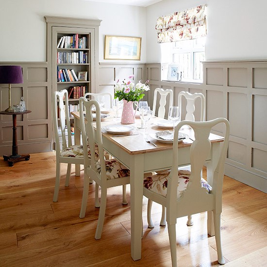 panelled dining room country dining room design ideas dining room