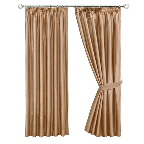 Roxy Faux Silk Curtains From Littlewoods Curtains