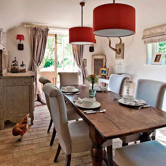 Dining Room Modern Country House In Suffolk House Tour