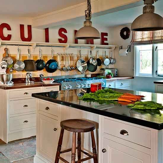 Kitchen Modern Country House In Suffolk House Tour