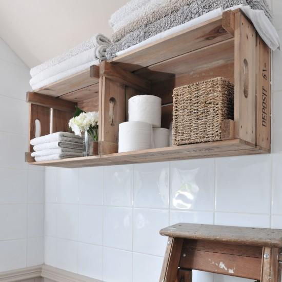 upcycled bathroom storage bathroom storage ideas