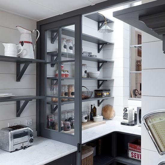 Kitchen Pantry Shelving Ideas: Best Kitchen Shelving Ideas