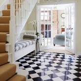 Black and white flooring ideas - 10 of the best