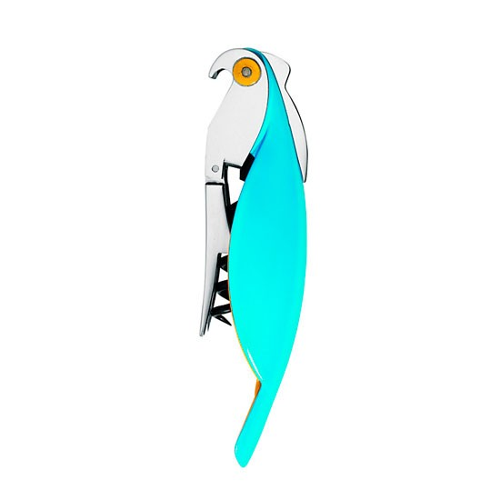alessi parrot sommelier corkscrew from john lewis tropical birds micro trend 2014 shopping. Black Bedroom Furniture Sets. Home Design Ideas