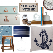 Nautical office space